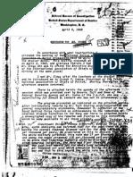 Dossiê do FBI sobre Elliot Ness - Parte 5