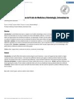Rev Chil Estud Med 2012; 6(1); 31-36; Gattini F. et al