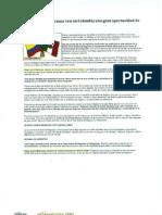 """""""Franquicias mexicanas ven en Colombia una gran oportunidad de negocio"""" 5 de Septiembre de 2011-Notifranquicias"""