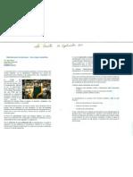 """""""Estandarización de procesos...una ventaja competitiva"""" 12 de Septiembre de 2011-La Gaceta"""