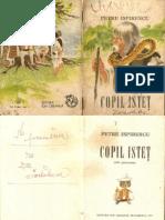 Copil Istet - Petre Ispirescu