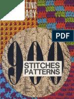 Mon Tricott Knitting Dictionary