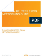 Eikon Networking Guide v2.11
