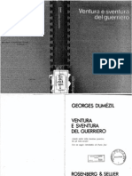 Dumézil - Ventura e sventura del guerriero