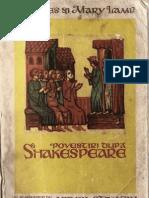 Povestiri Dupa Shakespeare - Charles & Mary Lamb (Ed. Dacia, 1977)