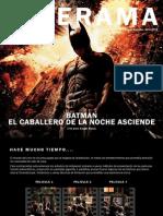 Batman El Caballero de la Noche Asciende - Revista Cinerama