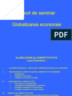 Suport de Seminar Globalizare - 2011