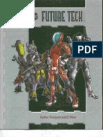 d20 Future Tech - d20 Modern