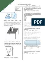avaliação cone e esfera2012