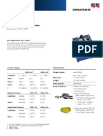 CP CB2 Datasheet