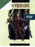 D20 Modern RPG - Cyberscape