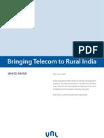 Vnl Wp Telecom Rural India