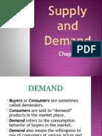 Demand Chapter 2 Finals