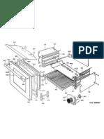 La Germania stove parts diagram part 5