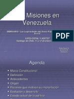 20070130 180123 Programas Sociales en Venezuela, Las Misiones