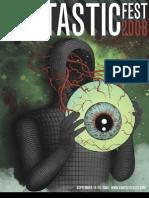 2008 Fantastic Fest Guide