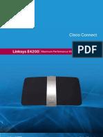 E4200 V10 CiscoConnect NC-WEB