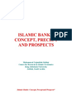 Islamic Banks Concept Precept and Prospects1