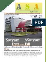 Satyam, Asatyam - Fraud on Investors 0901-005