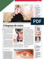 A linguaxe do rostro