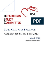 Rsc Budget Cut Cap and Balance--long Doc--final