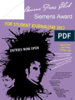Student a Poster 2012