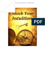 Unlock Your Intuition