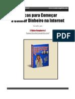Fabio Umpierre 5 Dicas Para Ganhar Dinheiro Internet