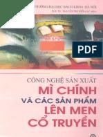 43 Công nghệ sản xuất mì chính và các sản phẩm lên men cổ truyền, 362 Trang