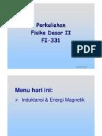 9._Induktansi n Energi Magnetik