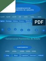 Conservacion Pavimentos de Asfalto