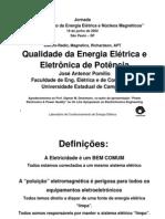 Apostila - Qualidade da Energia Elétrica (Unicamp)