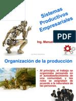 Sistemas Productivos Empresariales I Ciclo
