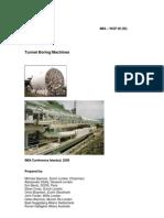 Tunnel Boring Machine-drilling