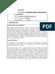 9. Programas para asignaturas de Análisis Financiero