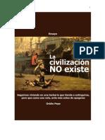 La Civilización no existe