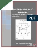Motores Paso Unipolar