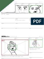 RETAILiation Storyboards