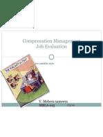 Compensation Management