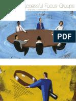 Planning Successful Focus Groups