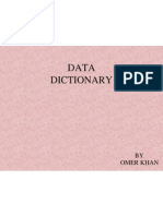 Data Dictionary 2