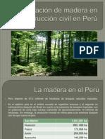 Conservación de madera en la construcción civil en