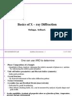 Syllabus Pap 1 XRD