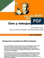 Cine y Videojuegos