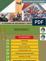 Sistema de Seguridad y Defensa Nacional