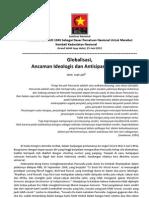 Globalisasi Dan Antisipasi Pancasila