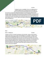 Fietsvakantie Verslag 2012 Boedapest