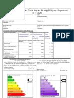 DPE _modèle Logements Neufs