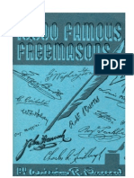 10.000 Famous Freemasons Volume 3 K-P