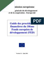 Guide Financier Fed10 Version3 1 2011 Fr